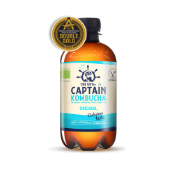 Captain Kombucha Original (12x400ml)