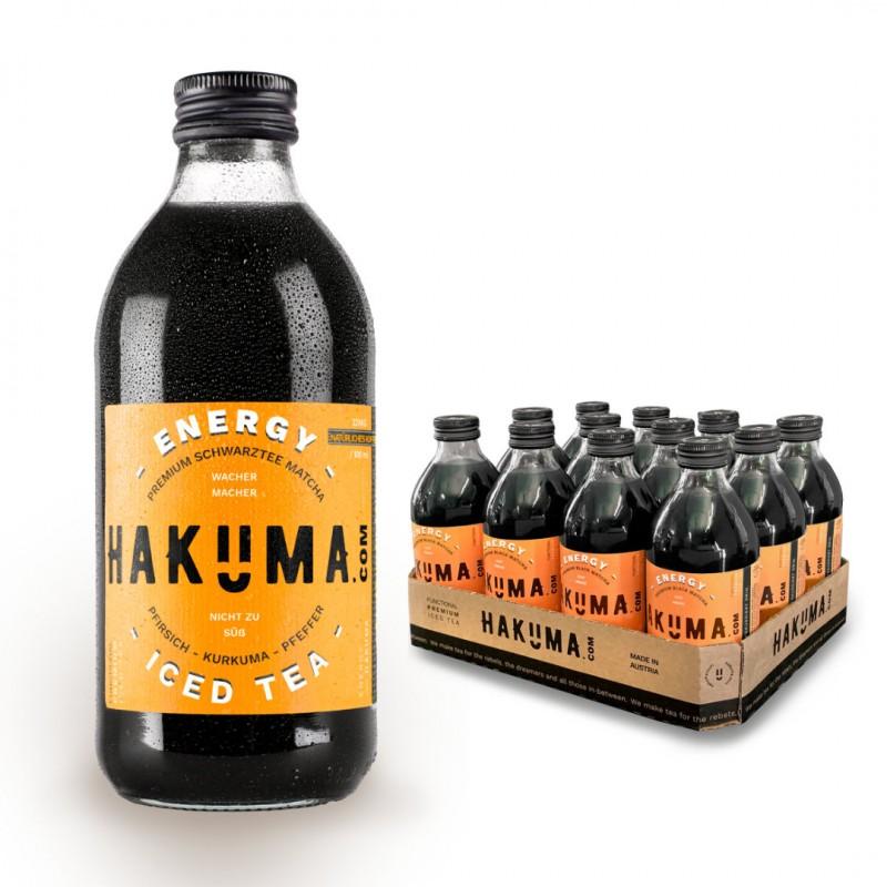 Hakuma Energy (12x0,33l)