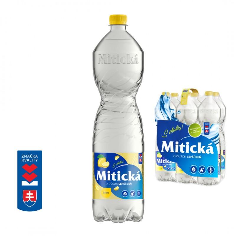 Mitická Citrón (6x1,5l)