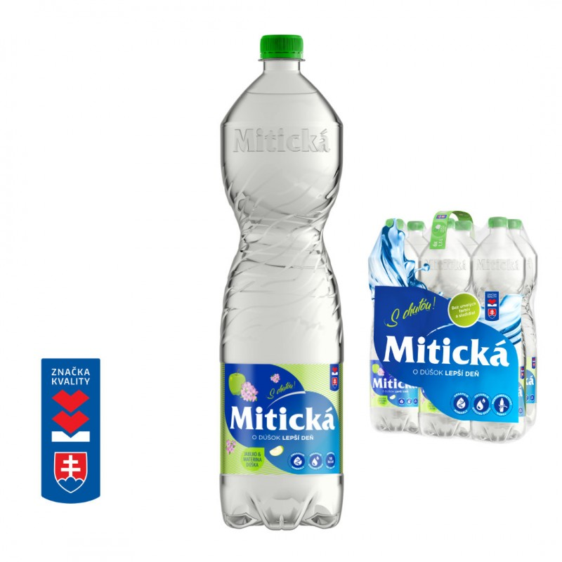 Mitická Jablko & Materina dúška (6x1,5l)