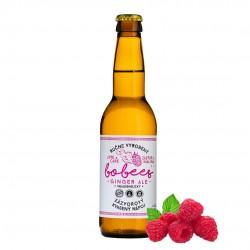 Bobees malina Ginger Ale (12x0,33l)