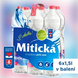 Mitická Malina (6x1,5l)