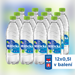 Mitická Jablko & Materina dúška (12x0,5l)
