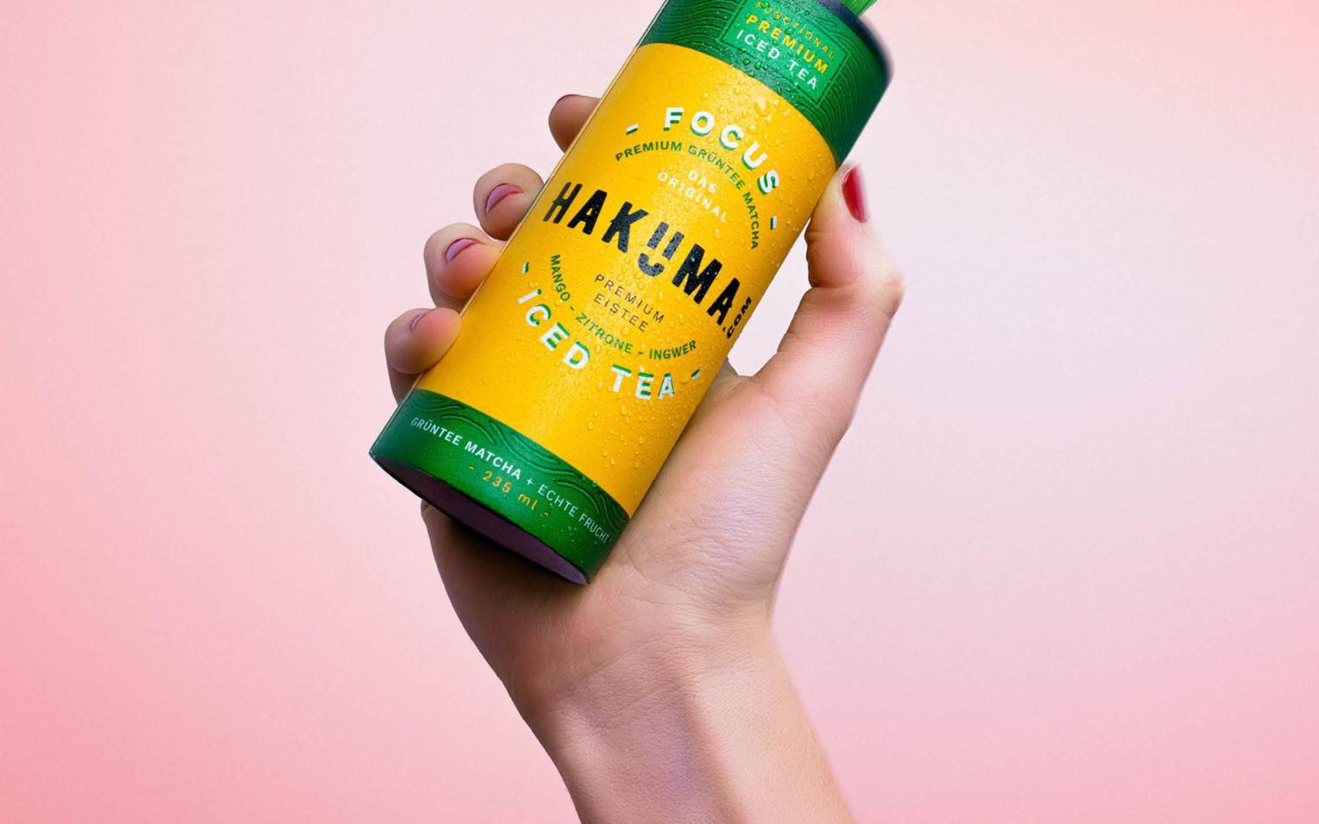Hakuma Iced Matcha Tea